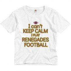 yout keep calm tee