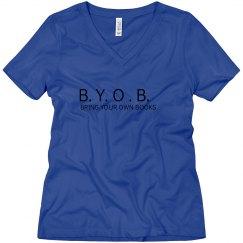 Women's BYOB