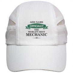 World's best Mechanic cap