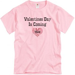 Valentines is coming