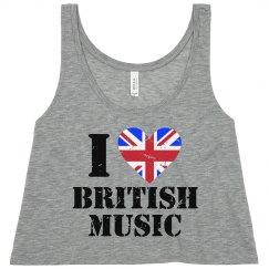I love British Music