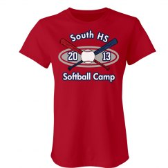 South HS Softball Camp