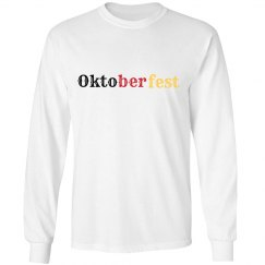 Oktoberfest long sleeve tee