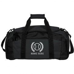 Custom Tennis Duffel Bag