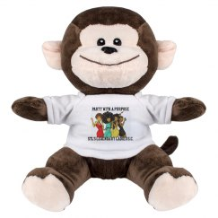 8in Monkey Party With A Purpose