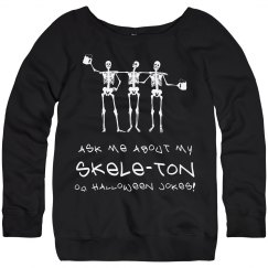 Skele-ton Sweater