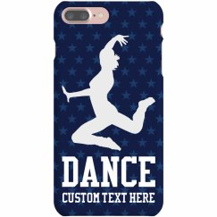 Custom Dance iPhone Case