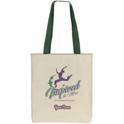 Boys i2m Competition Dance Team Logo Tote Bag