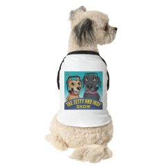 Doggie t-shirt with logo