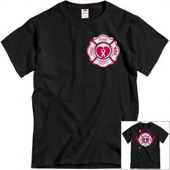 Breast Cancer Firefighter