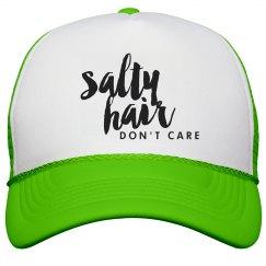 Salty Beach Hair Don't Care