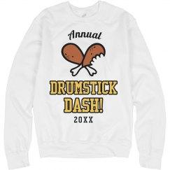 Drumstick Dash Sweatshirt