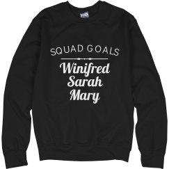 Squad Goals Sanderson Sisters