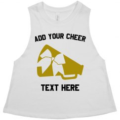 Create Your Own Cheer Tee