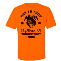 Custom Hot To Trot Turkey Run