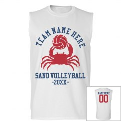 Beach Sand Volleyball