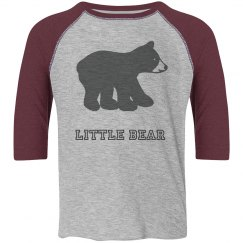 Little Bear 3/4 Sleeve Shirt