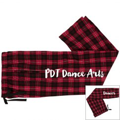 PDT Dancer Flannel PJ Bottoms