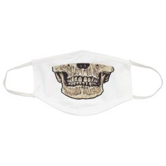 Bone Jangles Face Mask