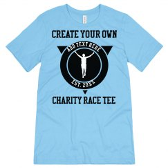 Custom Charity Race Tee