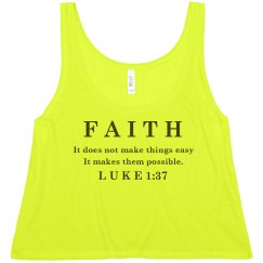 Faith Luke Tank