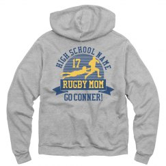 High School Rugby Mom
