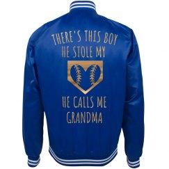 Baseball Grandma Jacket