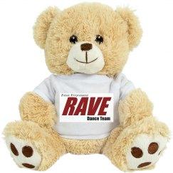 RAVE Teddy Bear