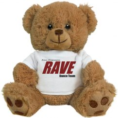 RAVE Teddy Bear