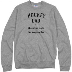 hockey dad way cooler