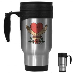 Free to Be Me Travel Mug