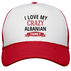 Crazy Albanian family