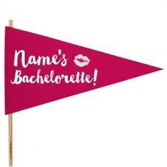Custom Name Bachelorette