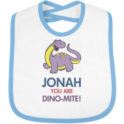 Jonah you are Dino-Mite