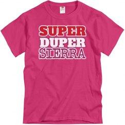 Super Duper Sierra
