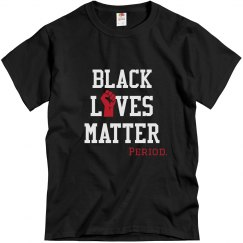 Men's Black Lives Matter Shirt