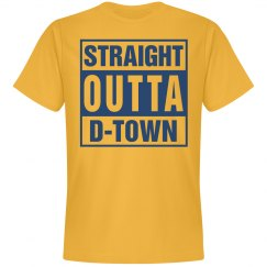 Straight outta D-Town