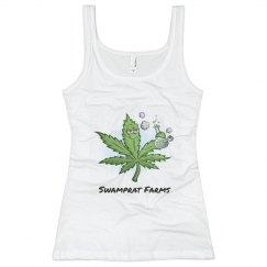 Swamprat Farms woman's undershirt
