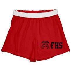 High School Spirit Shorts