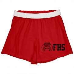 High School Spirit Shorts