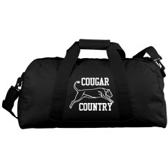 Cougar Country Duffle 1