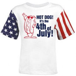 Hot Dog It's the 4th