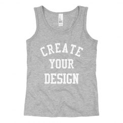 Create your Design Customizable Youth Tank