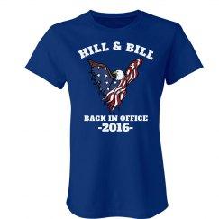 HILL & BILL 2016