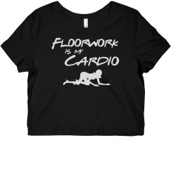 Floorwork is my cardio