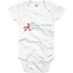 Infant Newnan Walking Baby onesie