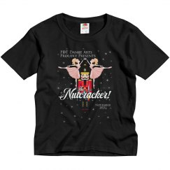 Nutcracker T-Shirt Child Sizes