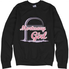 Mortuary Girl Sweatshirt