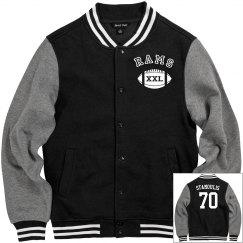 Brae varsity jacket