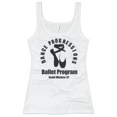 Ballet Ribbed Tank